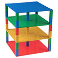 Strictly Briks® Brik Tower Set - 10