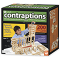 KEVA® Plank Building Set - Contraptions - 200/Pkg