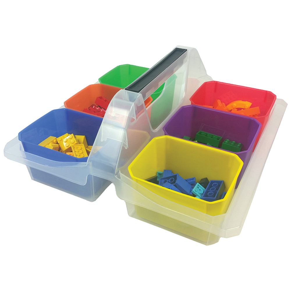Classroom Caddy with Removable Cups - Small