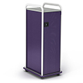 Paragon A & D® Crossfit Storage  Single Tower With Door  - 11 Totes