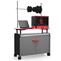 SMITH SYSTEM™ Cascade 3D Printer Maker Cart