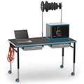 SMITH SYSTEM™ Planner 3D Printer Maker Table