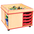 Gressco Mobile STEM/STEAM Tables - Short