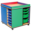 Gressco Mobile STEM/STEAM Tables - Tall