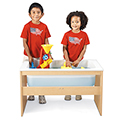 Jonti-Craft® Young Time® Water or Sand Sensory Table w/Lid