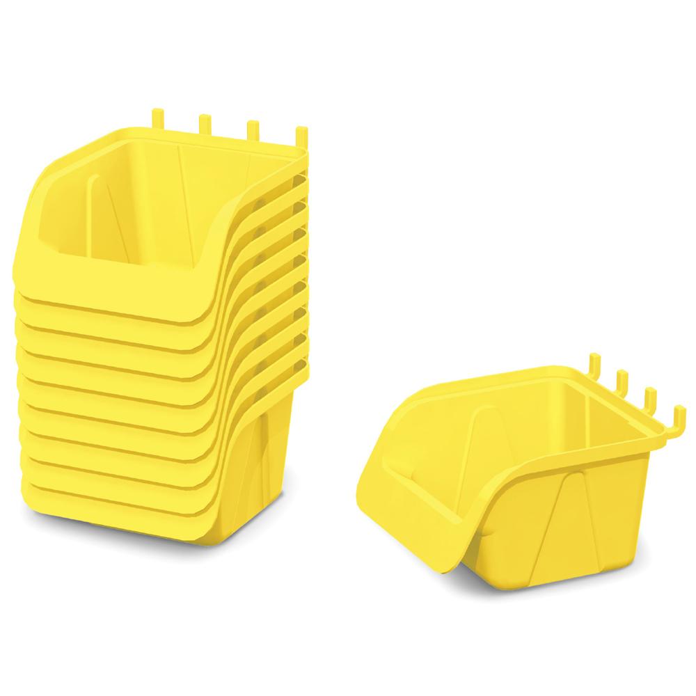Jonti-Craft® Mini Bin Set - 10/Pkg