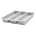 Gratnells® Tray Insert - 3 Sections