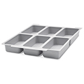 Gratnells® Tray Insert - 6 Sections
