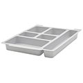 Gratnells® Tray Insert - 6 Non-Identical Sections
