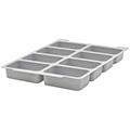 Gratnells® Tray Insert - 8 Sections