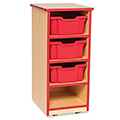 Gressco Mobile Classroom Organizer - Single