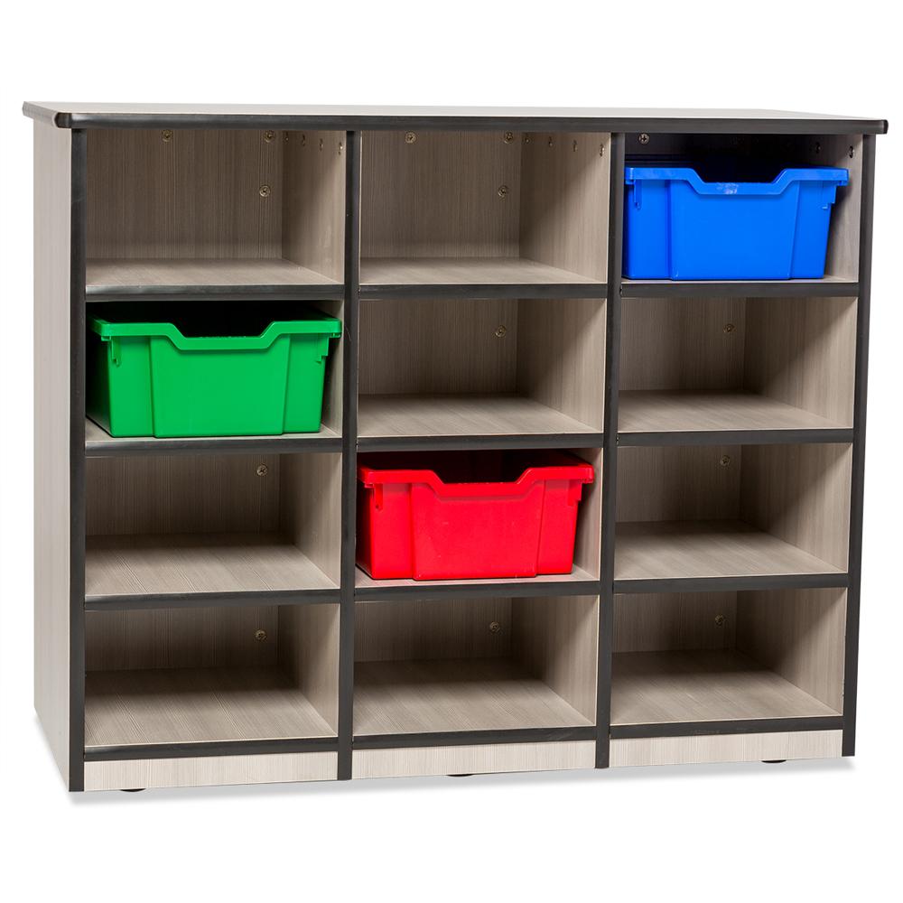Gressco Mobile Classroom Organizer - Triple