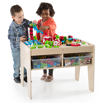 IO Blocks® Building Set - Table Center and Expansion PackNew!