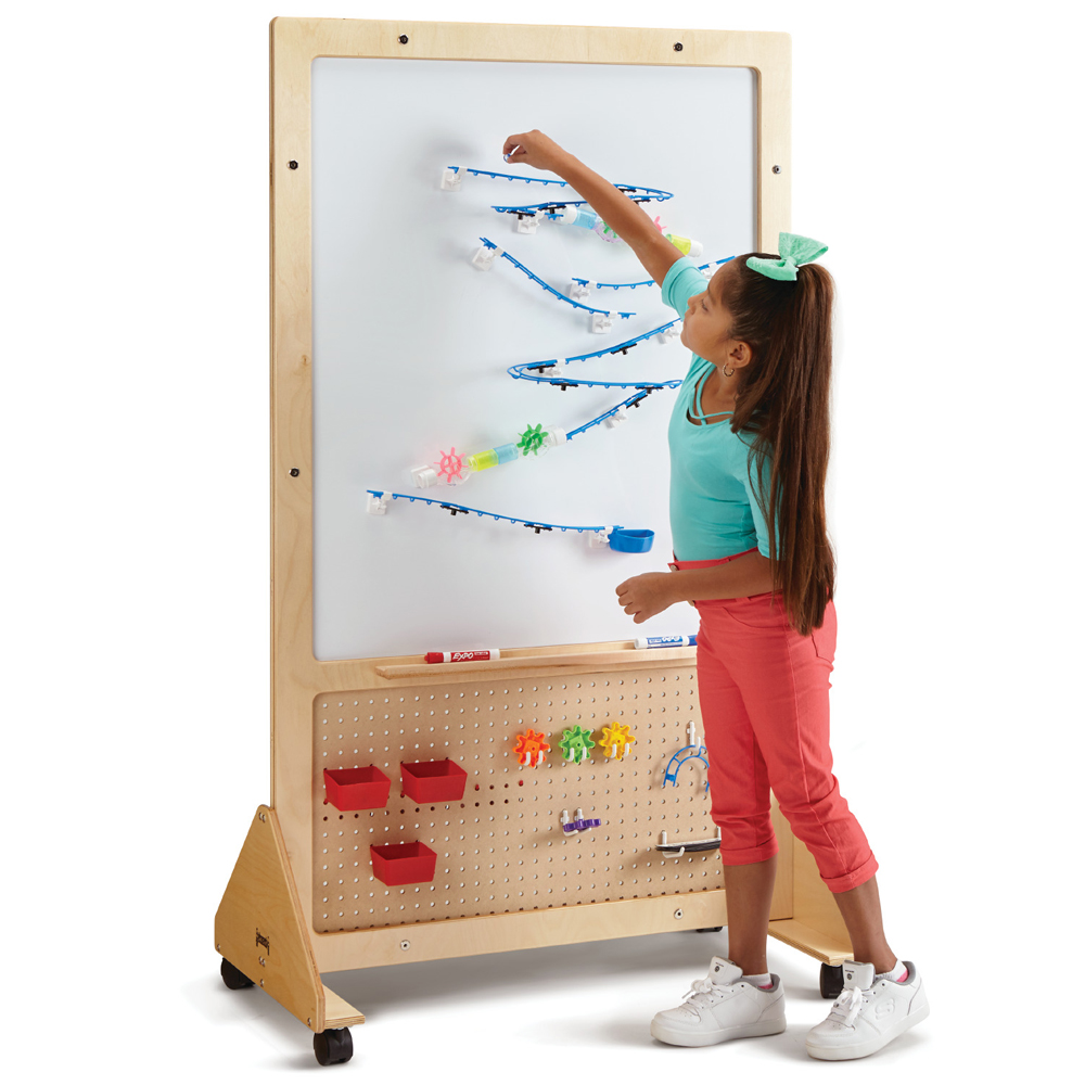 Jonti-Craft® STEM Mobile Creativity Board
