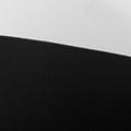 Black Chair/White Detailing