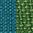 Fabric , Teal/Meadow Green