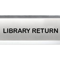 Library Return