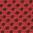 Crimson w/Silver Legs