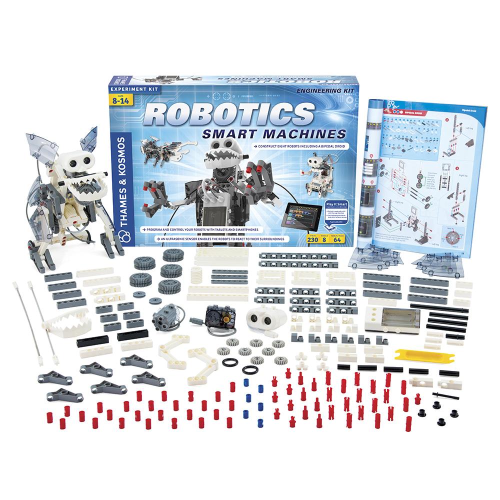 Robotics Smart Machines: Robots