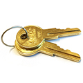 Russwood® Extra Set of Keys - 2/Pk