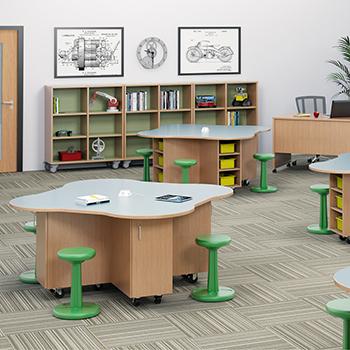 Russwood® Mobile STEM Station