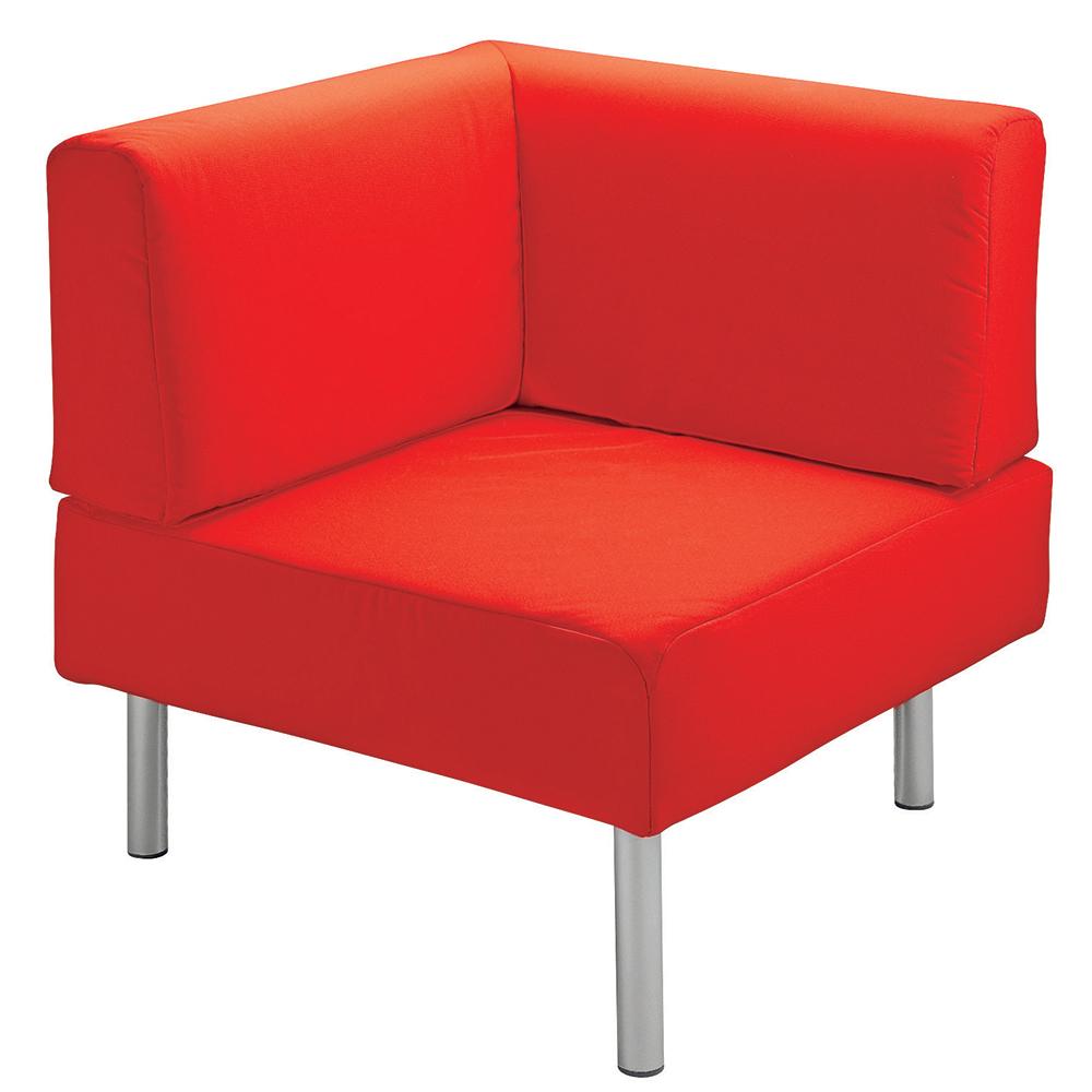HABA® Rebello® Casual Seating - Angular Corner Chair, Fabric