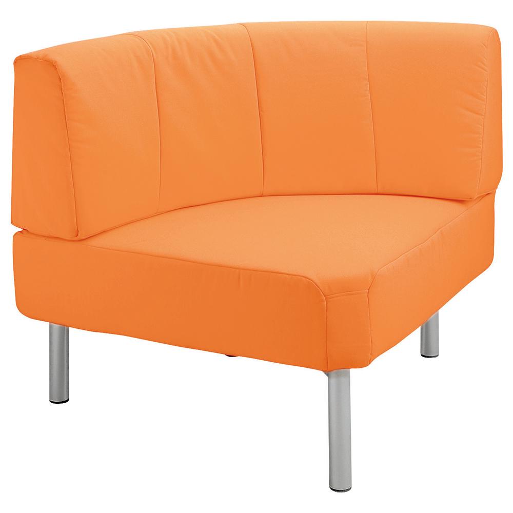 HABA® Rebello® Casual Seating - Round Corner Chair, Fabric