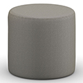 HPFI® Flex Tiered Seating -  20 Diameter Ottoman, Leather