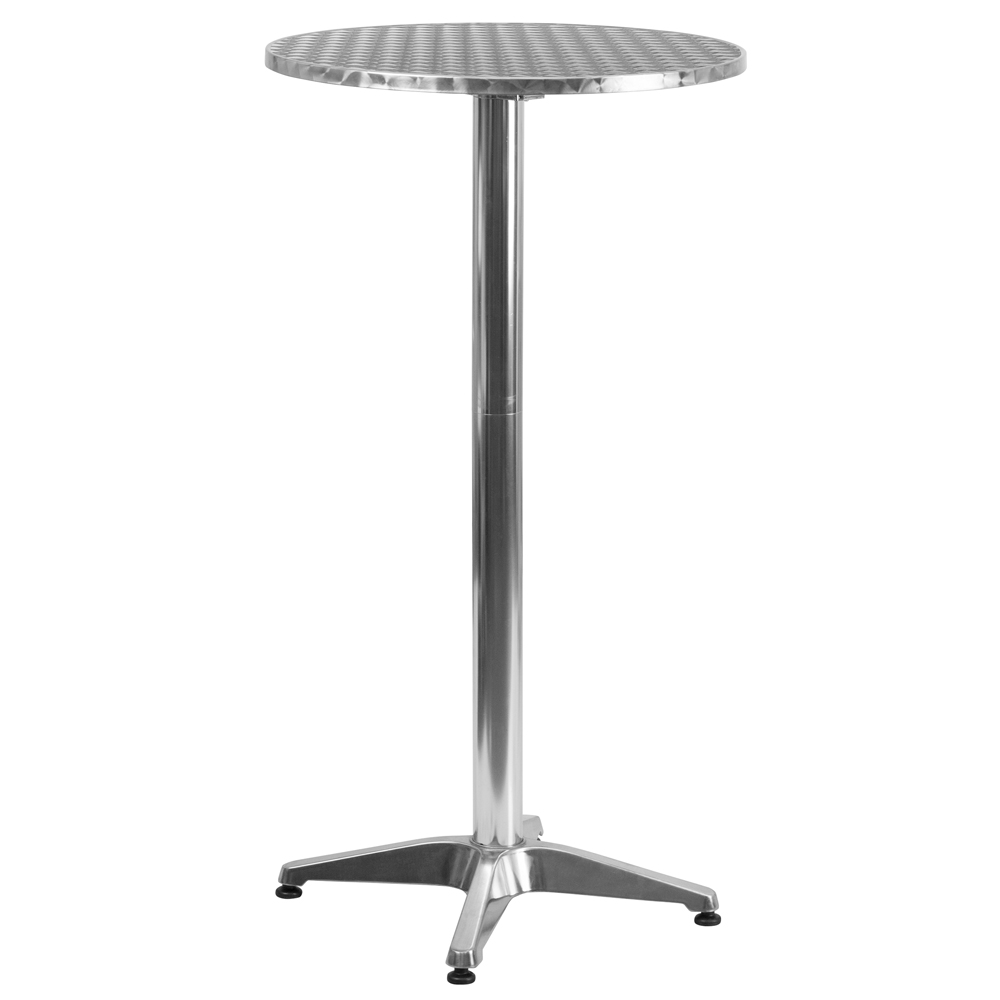 Aluminum Cafe Table Free Shipping!