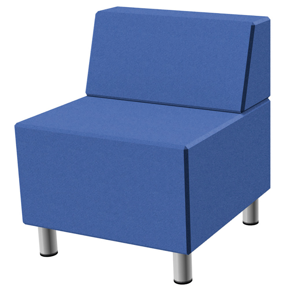 HABA® Relax-Sofa Lounge Seating - Small Chair with Back, Fabric