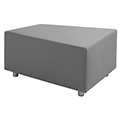 HABA® Boomerang Modular Seating - Ottoman, Synthetic Leather