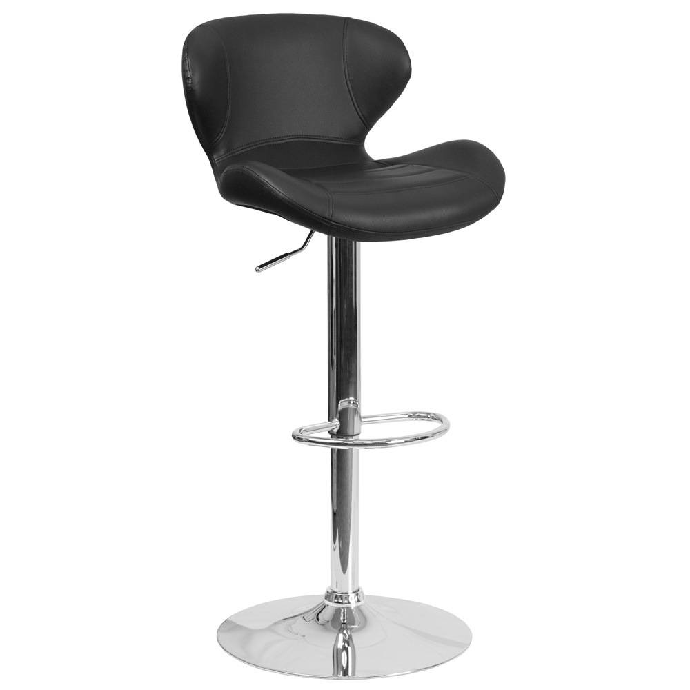 Bucket Mid-Back Cafe Chair Free Shipping!