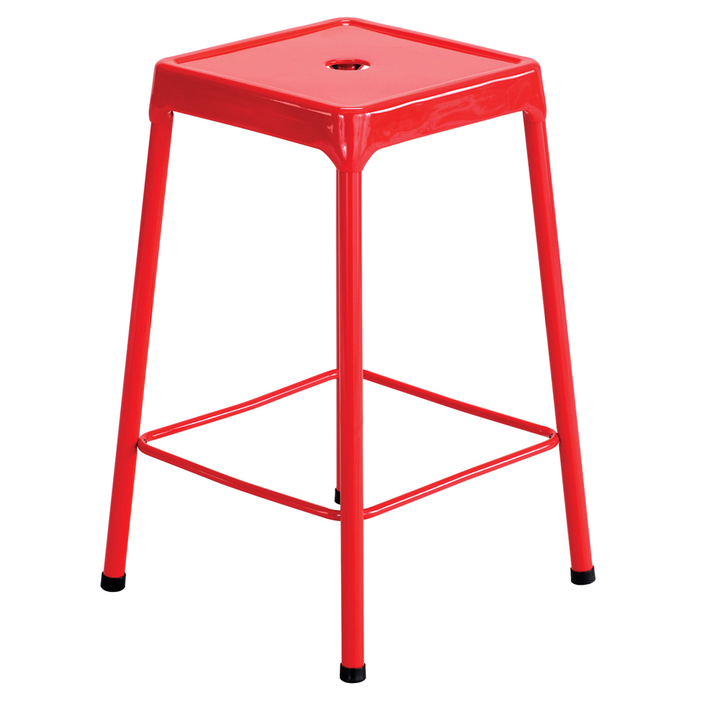 SAFCO® Steel Stool - 25 in.H