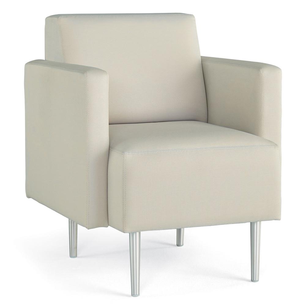 HPFI® Eve Lounge Seating - Arm Chair, Fabric