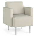 HPFI® Eve Lounge Seating - Arm Chair, Fabric