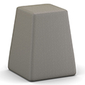 HPFI® Flex Tiered Seating - Tappered Stool, Leather