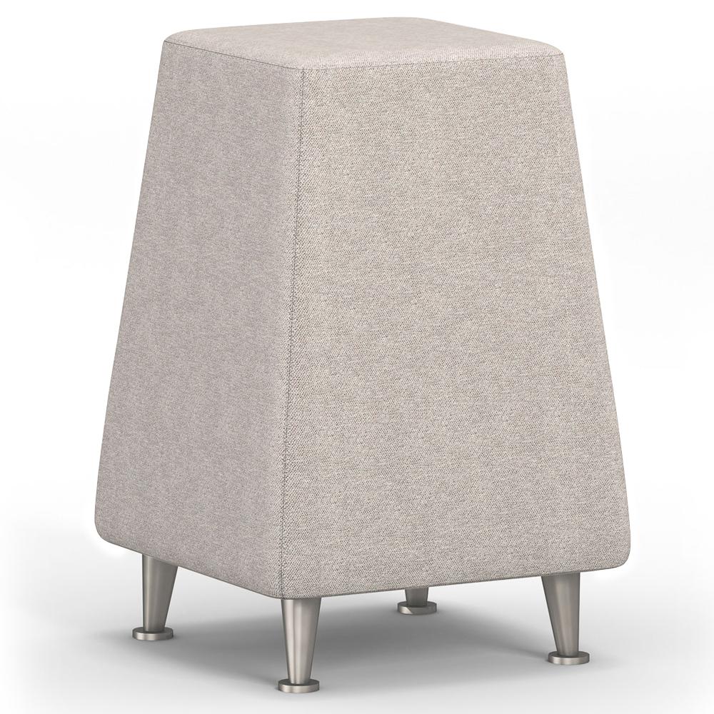 "HPFI® Matrix Social Tables - 30""H Fabric Stool"