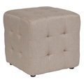 Free Shipping!      Avendale Tufted Ottoman