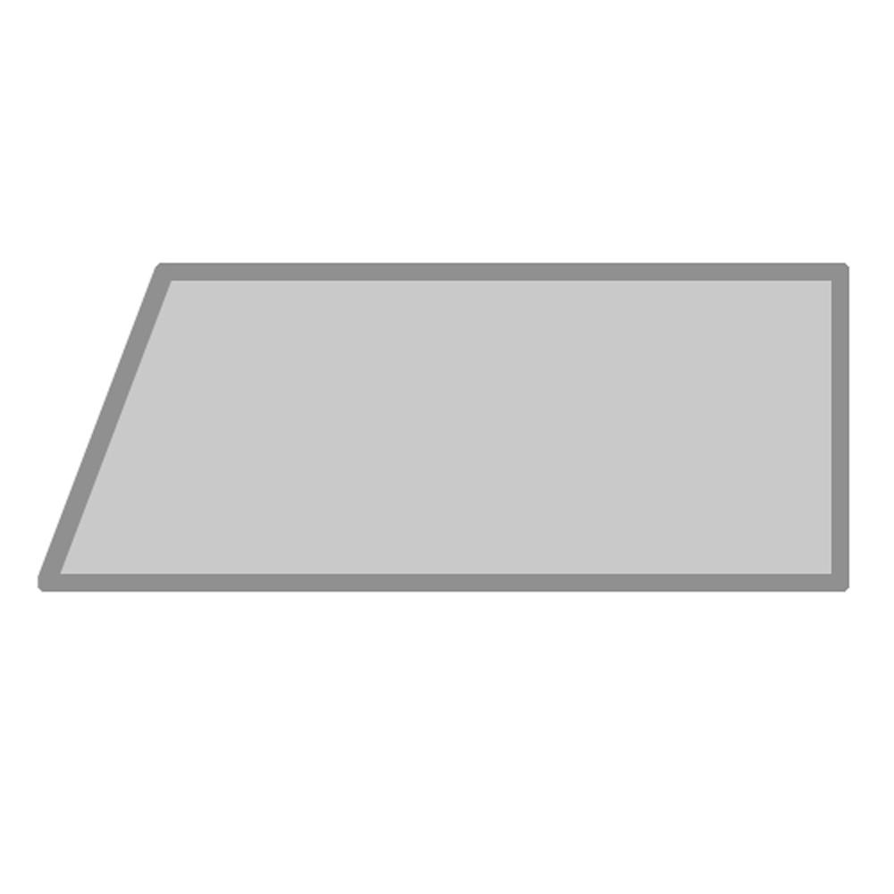 HABA® Set.upp Bench Seating -  Left Rhombus