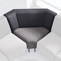 HPFI® Eve Lounge Seating - 90° Seat, Fabric