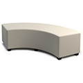 Russwood® Connect Lounge Seating - Curved Bench