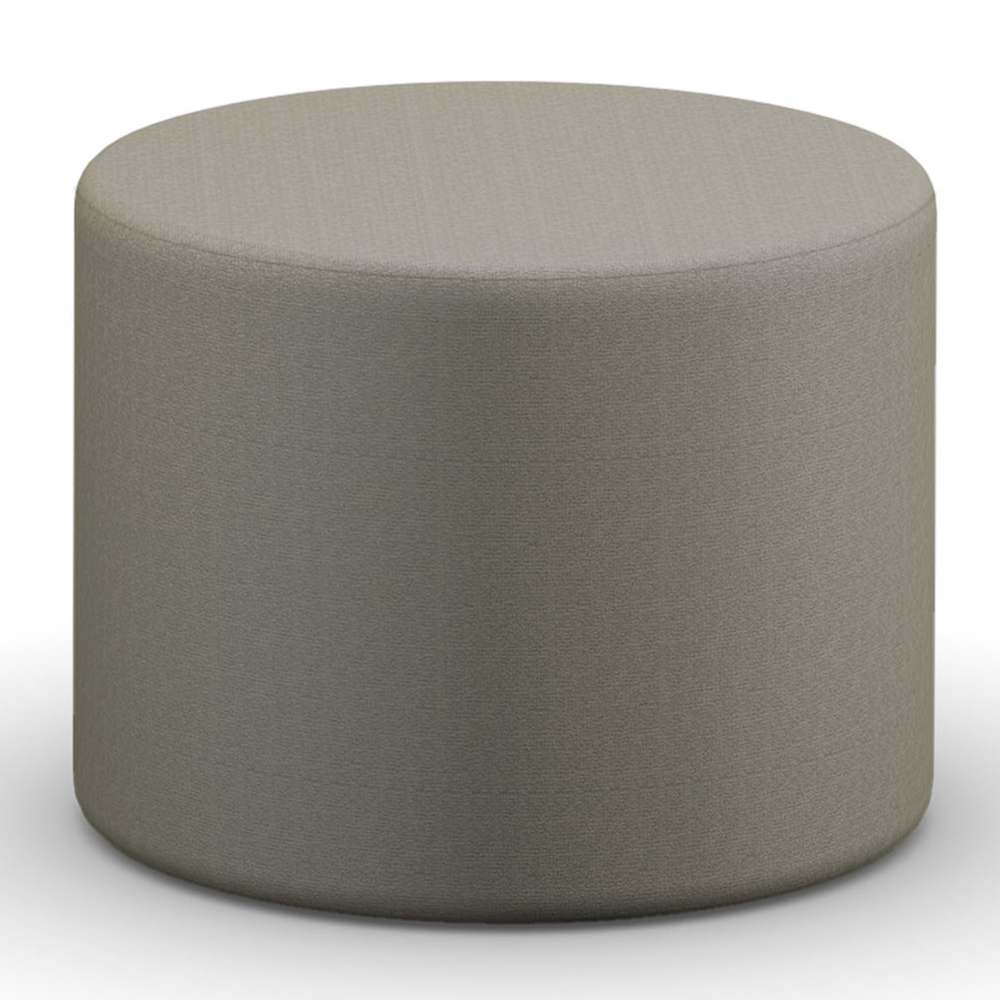 HPFI® Flex Tiered Seating - 24 in. Diameter Ottoman, Fabric