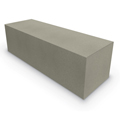MooreCo® Elevate Wind Tiered Soft Seating - 3-Seat Bench, Fabric