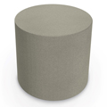 MooreCo® Elevate Wind Tiered Soft Seating - 20 Round Ottoman, Fabric
