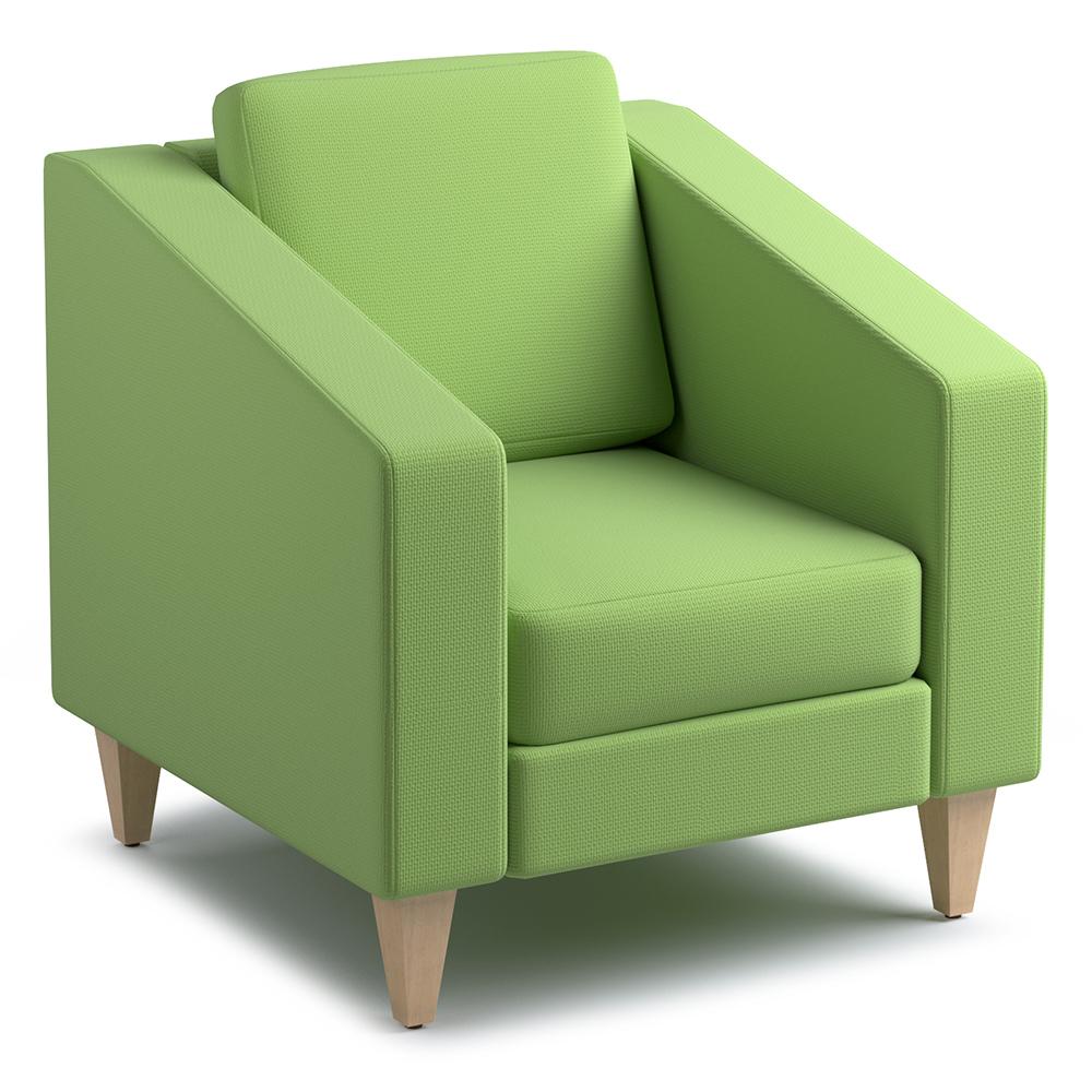 Russwood® Jax Chair, Fabric