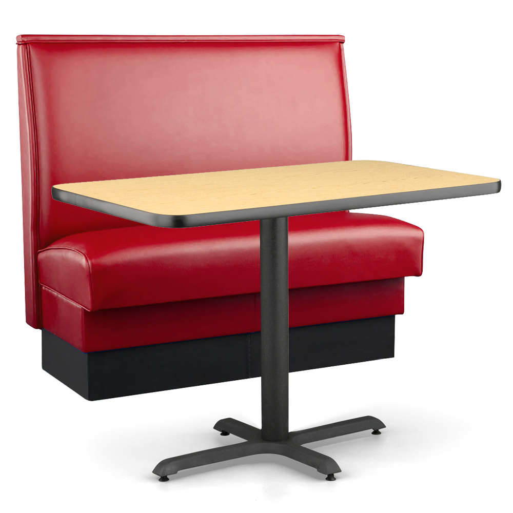 Upholstered Booths & Tables