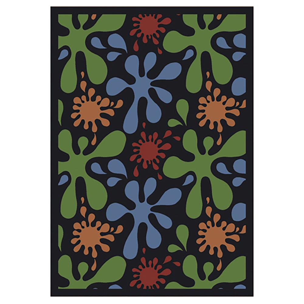 Joy Carpets Splat™ Teen Area Rugs
