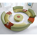HPFI® Accompany Curved Lounge Seating