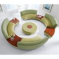 HPFI® Accompany Curved Lounge Seating