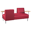 HPFI® Opposing Back Lounge Seating